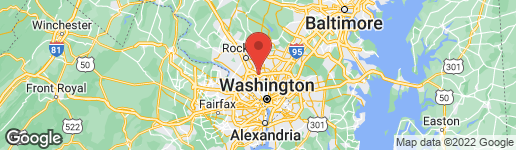 Map of 9615 CARRIAGE ROAD KENSINGTON, MD 20895