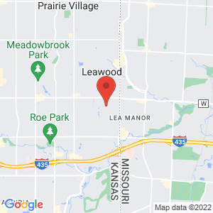 Leawood Police Jail location on map