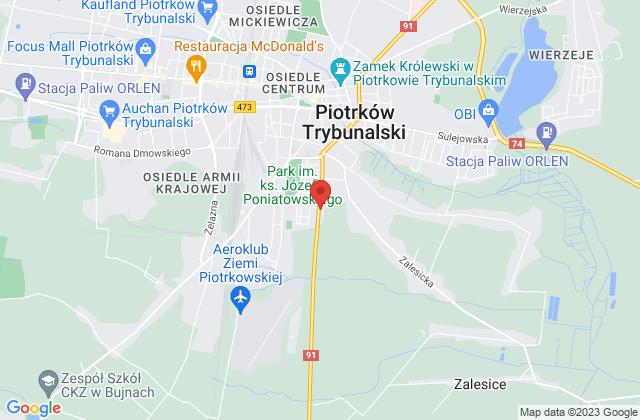 Wyświetl Witold Lubczyński,PPH GRAWIT na mapie