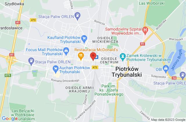 Wyświetl anna kacprzyk,KACPRZYK Anna Kacprzyk na mapie