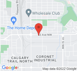 Google Map of 9739+63+Avenue%2CEdmonton%2CAlberta+T6E+0G7