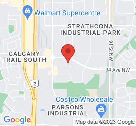 Google Map of 9751+-+34+Avenue%2CEdmonton%2CAlberta+T6E+5X9