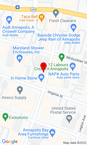 Google Map of Zadoon Equipment 98 Edgewood Avenue, Annapolis, MD, 21401