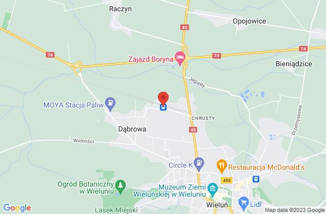 Wyświetl Sławomir Ostrowski,Ostrowski Sławomir na mapie