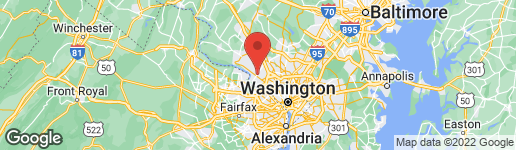 Map of 9800 WOODFORD ROAD POTOMAC, MD 20854