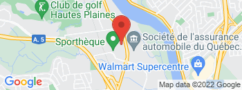 Google Map of 981+St+Joseph+Blvd%2CGatineau%2CQuebec+J8Z+1W8