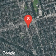 Satellite Map of 989 Avenue Rd, Toronto, On