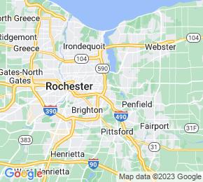 Job Map - 989 BLOSSOM RD Hornell, New York 14610 US