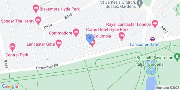 99 Lancaster Gate, London, UK