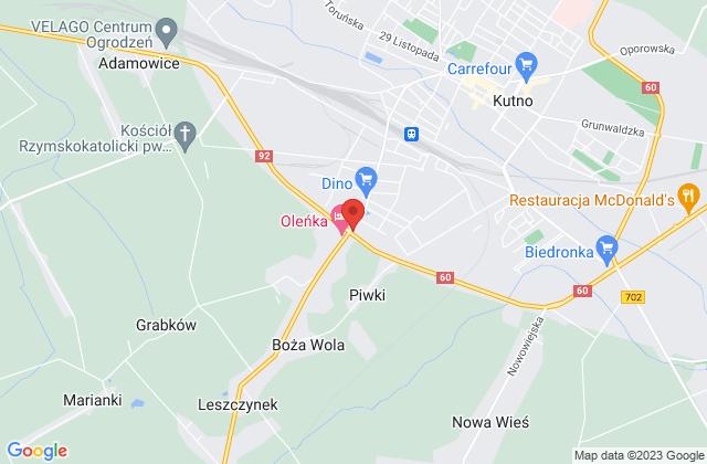 Wyświetl Witold Kaliński,Autoport na mapie