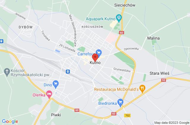 Wyświetl Mariusz Grzelak,Mariusz Grzelak na mapie