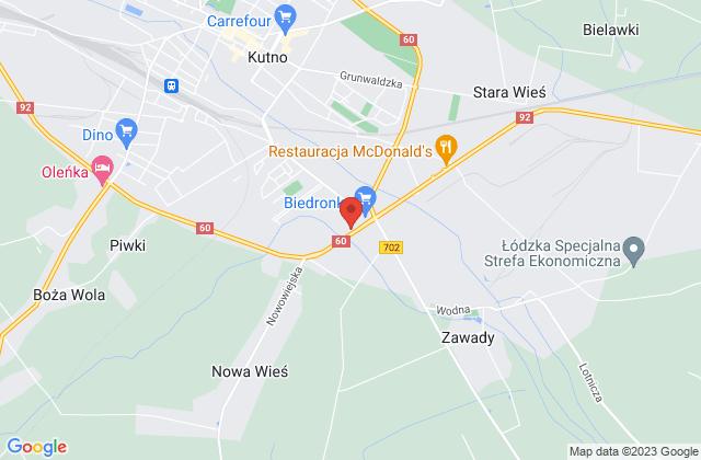 Wyświetl Rafał Kajewski,apmal na mapie