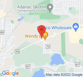 Google Map of 990+The+Kingsway%2CSudbury%2COntario+P3B+2E5