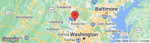 Map of 9902 BOYSENBERRY WAY 278-20 GAITHERSBURG, MD 20886