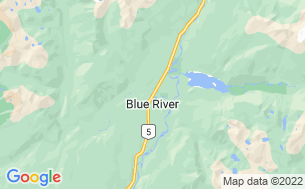 Map of Blue River Campground & RV Park