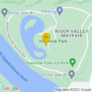 Map to Heritage Amphitheatre provided by Google