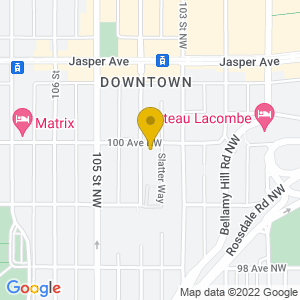 Map to Cafe Lavi provided by Google