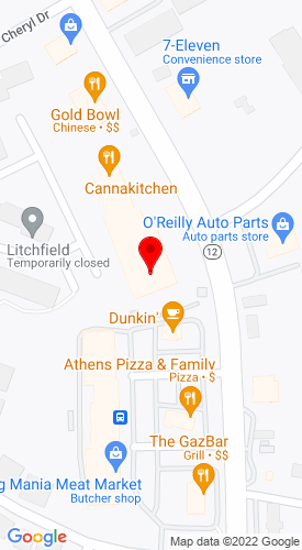 Google Map of Pauls Rental Center 999 Central Street, Leominster, MA, 01453