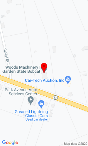 Google Map of Garden State Bobcat, Inc. 999 State Route 33, Freehold, NJ, 07728