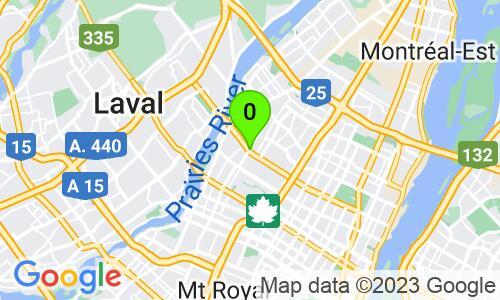 Carte du 9995, boulevard Pie-IX, Montréal, H1Z 3X1, Québec