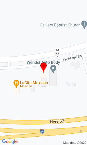 Google Map of A.P. Equipment 2147 West Main Street, Valley City, ND, 58072-4406