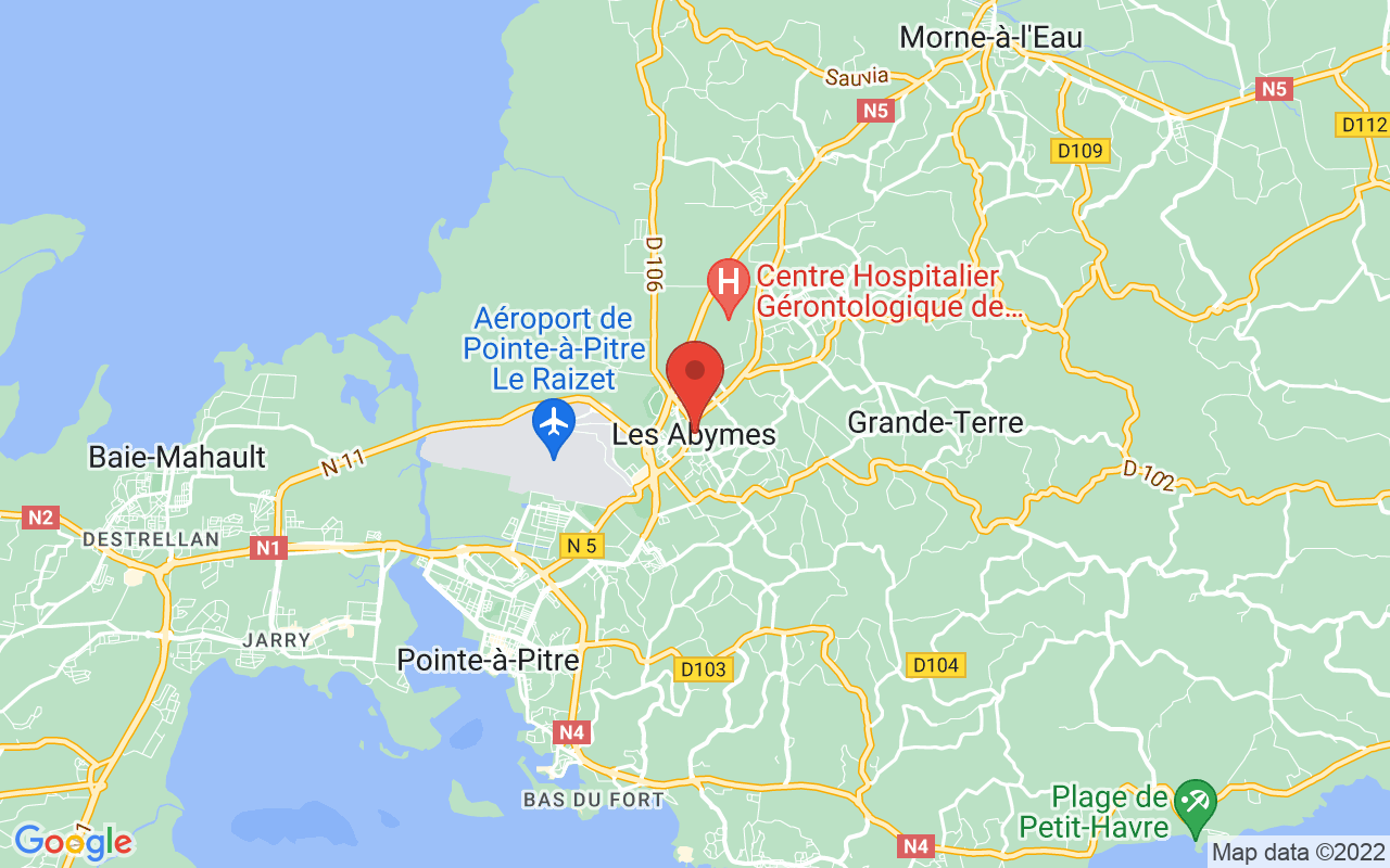 Google Maps ABYMES