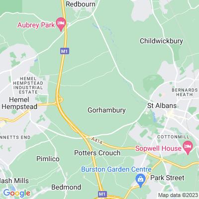 Gorhambury Location