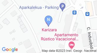 KOIKILI ATERPETXEA mapa