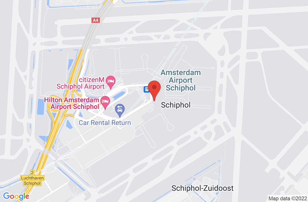 NS Reizigers, Tickets & Service Schiphol on Google Maps