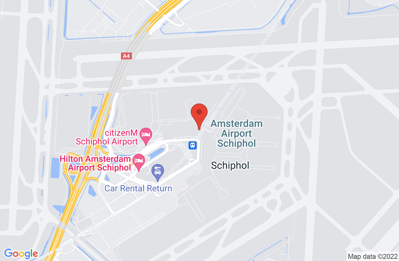 Expo Schiphol on Google Maps
