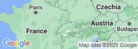 Aargau map