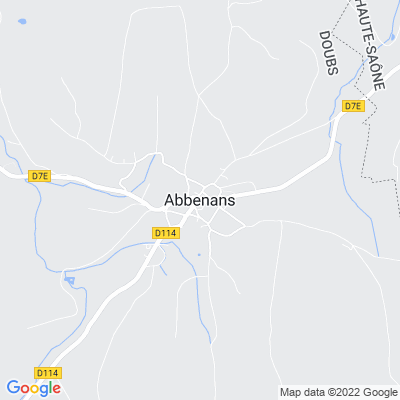 bed and breakfast Abbenans