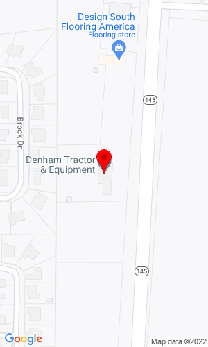 Google Map of Abby Equipment 1521 Highway 45, Saltillo, MS, 38866
