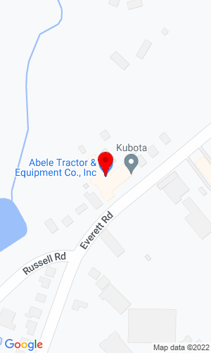 Google Map of Abele Tractor & Equipment Co., Inc. 72 Everett Road, Albany, NY, 12205
