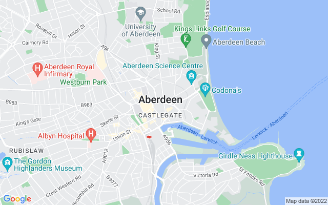 Aberdeen Survey Quotes