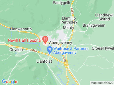 Personal Injury Solicitors in Abergavenny