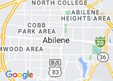 Open Google Map of Abilene Venues