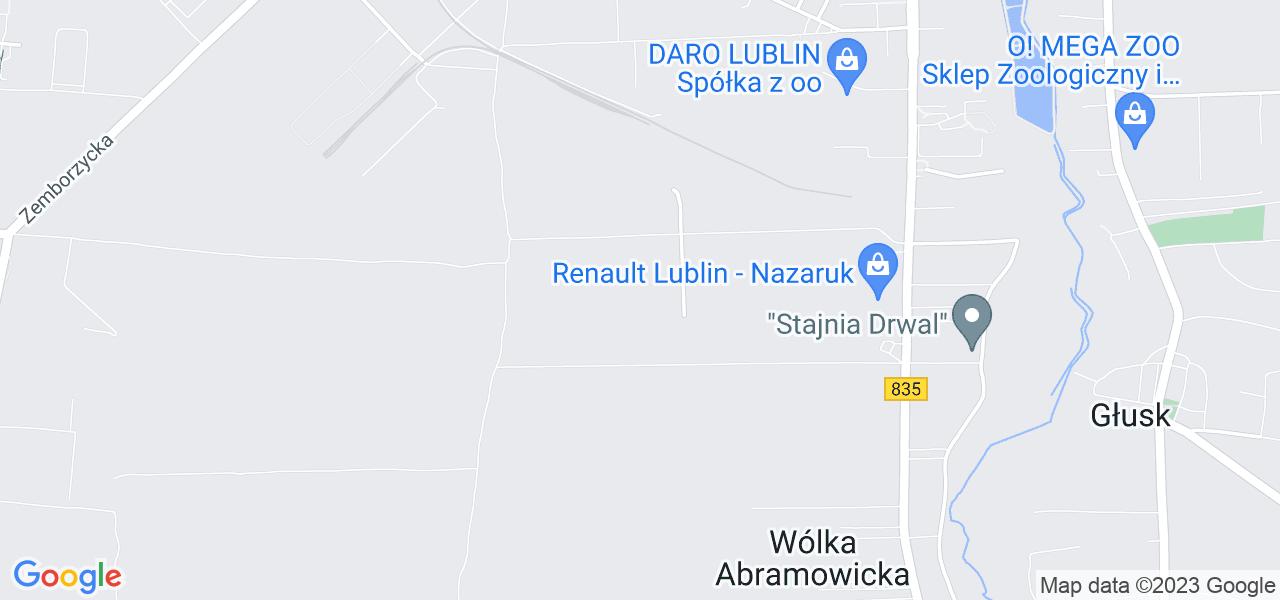 Osiedle Abramowice w Lublinie – w tych punktach ekspresowo wyślesz turbinę do autoryzowanego serwisu
