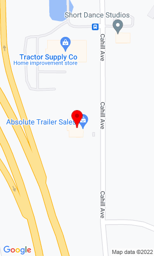 Google Map of Absolute Trailer Sales 9601 Jefferson Trail West, Inver Grove Heights, MN,