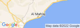 Zinjibar map