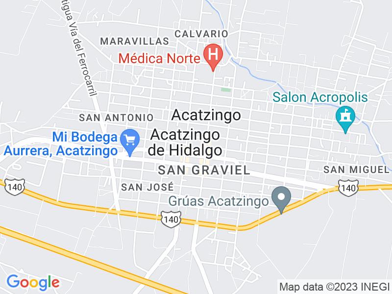 Acatzingo, Puebla
