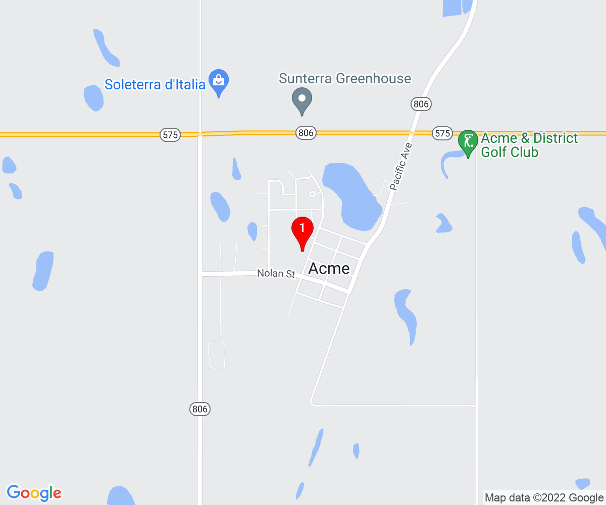 Google Map of Acme School Golden Hills