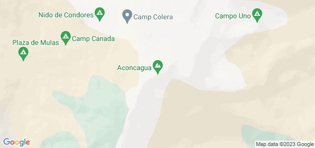 Aconcágua, Argentina
