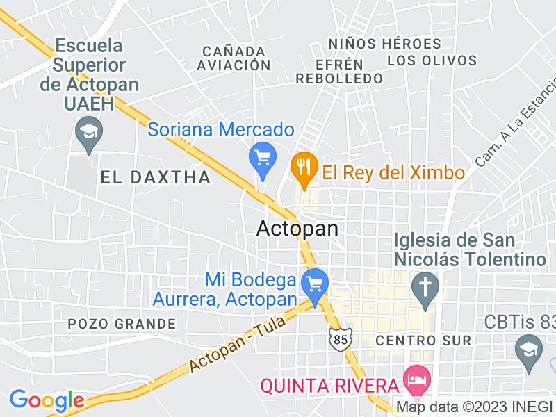 Actopan, Hidalgo