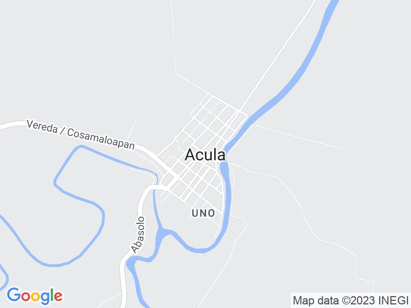 Acula, Veracruz
