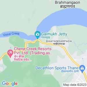 Google Map of Aditya Healthcare, Near Babubhai Petrol Pump, Kolbad, Thane (West)