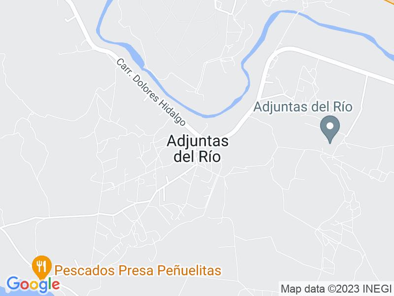 Adjuntas del Río (Las Adjuntas), Guanajuato