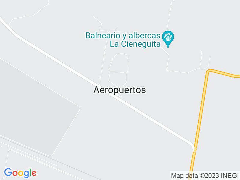 Aeropuertos, Nuevo León