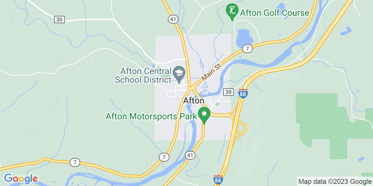 Afton, NY