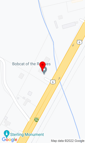 Google Map of Ag Teck Repair, Inc. 18921 U.S. Highway 6, Sterling, CO, 80751
